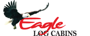 Eagle Log Cabins Logo